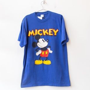 1980's Mickey Mouse T-Shirt